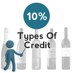 Types of credit in use - 3 Tips to satisfy 10% of your credit score calculation