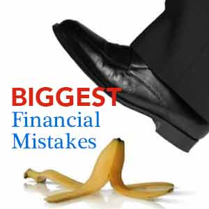 10 Financial Mistakes 20-Somethings Make