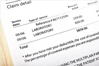 4 Steps to file a health insurance claim