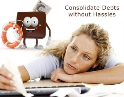 Six Smart Suggestions to Consolidate Debts without Hassles