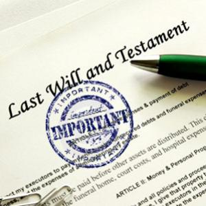 The importance of a will: Your financial last rites