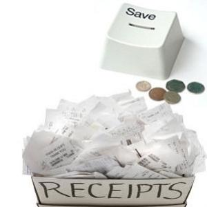 How receipts can help you save significant dollars