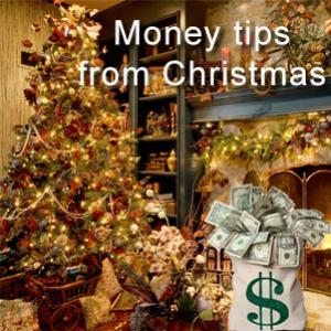 5 Money tips from Christmas celebrities that you must never forget