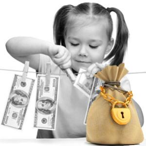 How can you make your daughter financially responsible from an young age