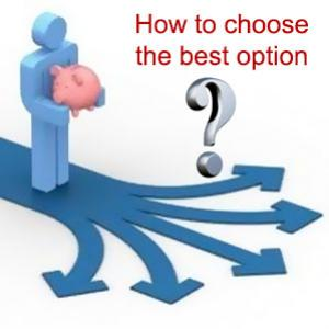 Repay debt fast or save money for the future - How to choose the best option