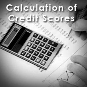 Calculation of Credit Scores - A Guide