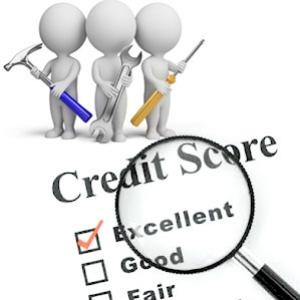 8 Basic steps to repair your own credit