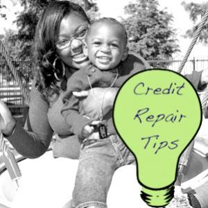 6 Credit repair tips for single moms