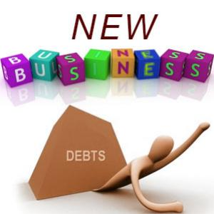 4 Plain and Simple Reasons New Businesses Go into Debt