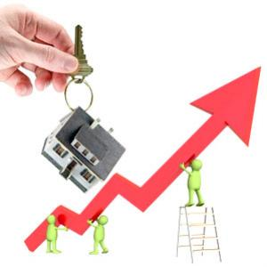 Effects of increasing mortgage rates on home recovery