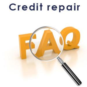 15 Credit repair FAQ