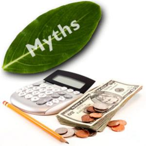 Pondering over 10 personal finance myths