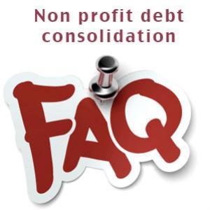 10 Non profit debt consolidation FAQ