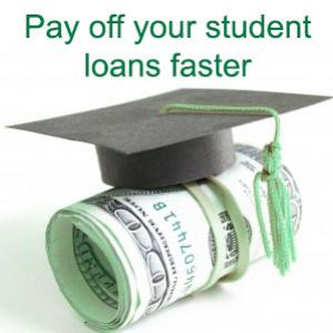 Smart habits that can help you pay off your student loans faster