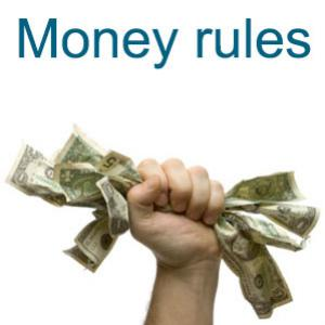 Money rules - What you can break and what you should not