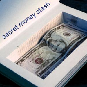 Why everyone needs to have a secret money stash