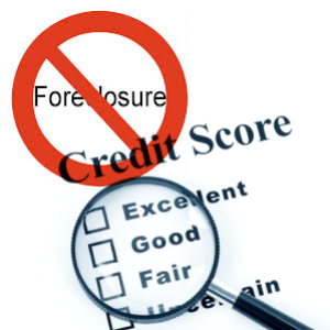 Will a foreclosure affect your credit score?