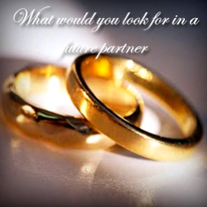 What would you look for in a future partner: Good credit or good looks?