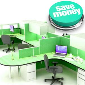 How to Save Money at Your Work Station?