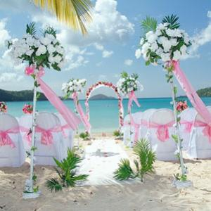 How to plan a beach wedding on a budget