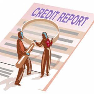 How often is a credit report updated?