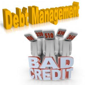 How bad debt management can affect your credit scores