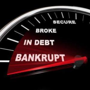 Tell-tale Signs youre heading toward Bankruptcy