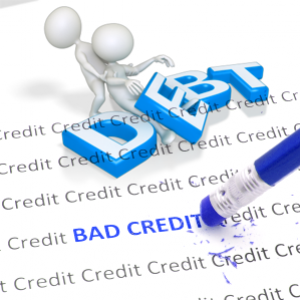 Bad credit and debt is not the end of the world