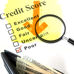 Spending habits that ruin your credit score