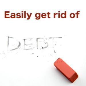 10 Ways to easily get rid of debt