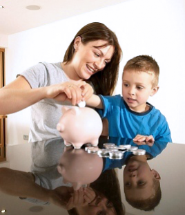 Is your child showing signs to not be able to manage finances efficiently?