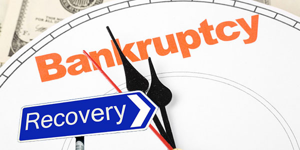 banner image on Recover from bankruptcy and make a fresh financial start