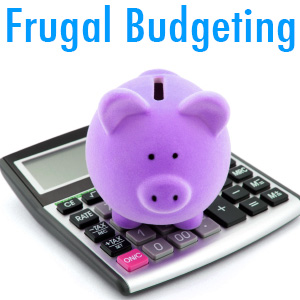 banner image for frugal budgeting tips