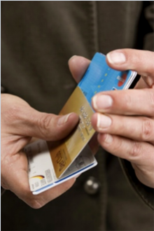 Credit card debt: How to organize them
