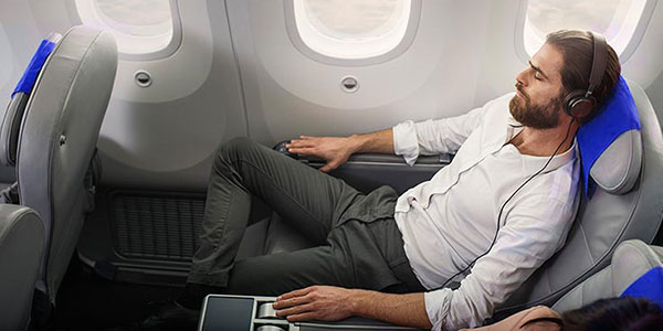 8 Tips to get a comfortable seat in an airline without having to pay much