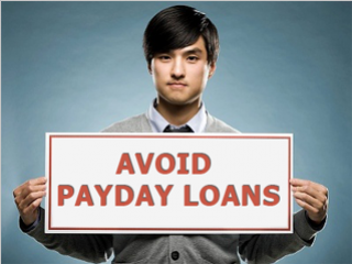Reasons why consumers should avoid payday loans like a plague