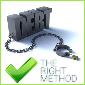 Are you paying off debt the right way?