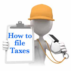 Guide to File Unfiled Taxes
