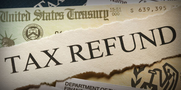IRS tax refund seizure: How debt can curse your precious dollars