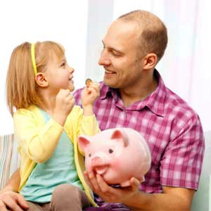 Inject healthy financial habits to kids and let them become a future millionaire