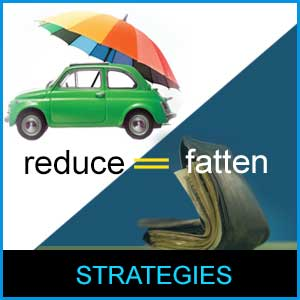 Strategies to reduce auto insurance premium and fatten up your wallet