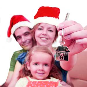 Home buying during holidays: Reasons to think it as a win-win deal