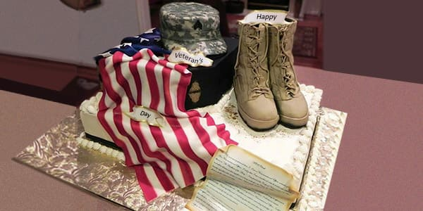 Veterans Day: Celebrate the hours with handful of goodies
