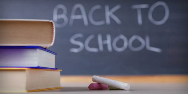 banner image for Be prepared and make your child prepare for back-to-school